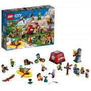 COMUNITATEA ORASULUI AVENTURI IN AER LIBER - LEGO® (L60202)