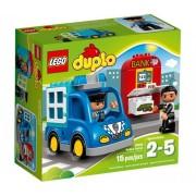 Lego Klocki konstrukcyjne DUPLO Patrol Policyjny 10809