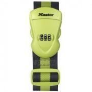 Popruh na zavazadlo kombinační Master Lock 4701EURDGRN