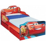 Cars Lynet McQueen juniorsäng u. madrass - Disney Cars Barnmöbler 663561