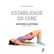 Livro - Estabilidade do Core - Anatomia Ilustrada - Unissex
