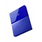 "HDD extern WD My Passport 1TB, 2.5"", USB 3.0, Albastru"