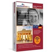 Sprachenlernen24.de Deutsch fr Spanier Basis PC CD-ROM