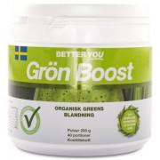 Better You Grön Boost Pulver 200 g