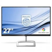 Philips 278E9QJAB/00 68 cm (27 inch) gebogen monitor (HDMI, DisplayPort, 4ms reactietijd, 60 Hz, 1920 x 1080) zwart