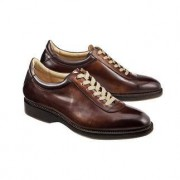 Cordwainer Edelsneaker, 44 - Cognac