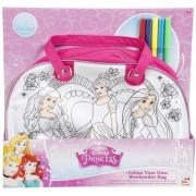 Disney Princess Kleur Je Eigen Tas Set