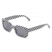 brýle sluneční VANS - MN KEECH - Black/White Che - VN0A3HZZHU01