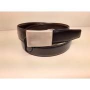 Trussardi Cintura - Nero E Testa Di Moro - 12015str0165