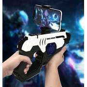 Angel Phones Bluetooth Ar Game Gun Toy, Reality Controller With Cell Phone Stand Holder, New 2018 Model The Most Advanced 360 Degrees Video Vision, Hundreds Of Games For Iphone, Android