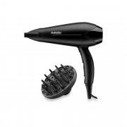 BaByliss Asciugacapelli Power Dry con 2 accessori