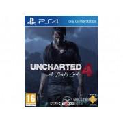 Uncharted 4: A Thief`s End szoftver PS4 igra