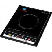 Everest Standard Induction Cooktop(Black, Push Button)