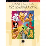 Hal Leonard Disney Songs for Ragtime Piano