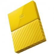 "HDD External WD My Passport (2.5"", 1TB, USB 3.0) Yellow"