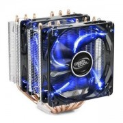 Охладител за процесор DeepCool NEPTWIN V2, Blue LED, DP-MCH6-NT-NTAM4