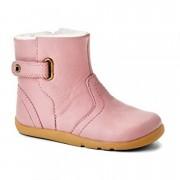 Bobux Rózsaszín bélelt zipzáros csizma - 26 (3-4 éves)