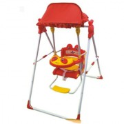 Oh Baby Baby (Red) IRON PIPE HUD Swing For Your Kids SE-SJ-35