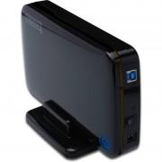 "Digitus 3,5"" SATA Festplatten-Gehäuse, USB 3.0, Kunststoff"