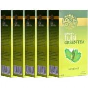 LaPlant Tulsi Green Tea Long Leaf - 500 gm (Pack of 5)