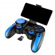 GamePad iPega PG-9090 BLUE ELF, controler wireless pentru telefon mobil, bluetooth