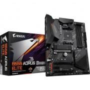 Placa de baza Gigabyte AORUS B550 ELITE , DDR4 , Socket AM4 , AMD B550 , Sloturi 4 , ATX