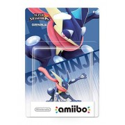 NintendoNVL-C-GEN5amiibo Greninja Super Smash Bros Series Standard Edition