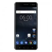 Nokia 6 (2017) (32GB/3GB RAM, Black, Single Sim, Local Stock)