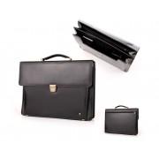 Leather Briefcase B-833DW