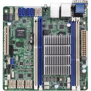 Asrock C2550D4I FBGA1283 Mini ITX server-/werkstationmoederbord
