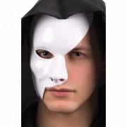 Masca fantoma de la opera alba