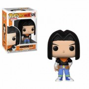 Pop! Vinyl Dragon Ball Z - C-17 Figura Pop! Vinyl