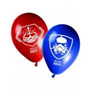 Vegaoo 8 Ballonger från Star Wars Rebels One-size