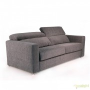 Canapea moderna cu saltea spuma poliuretanica foam STATUS 160 S381KA03 JG