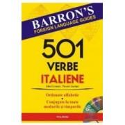 501 verbe italiene + CD - John Colaneri Vincet Luciani