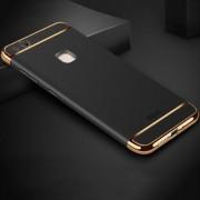 MOFI Huawei P10 Lite Three - paragraph Shield Full Coverage Protective Case Back Cover (Black)