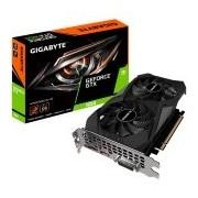 GIGABYTE Video Card NVidia GeForce GTX 1650 D6 WINDFORCE 2X OC 4G GDDR6 128 bit (GV-N1656WF2OC-4GD)