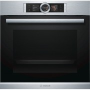 Bosch HBG656LS1- Multi-function Oven Stainless Steel Series | 8 Free Delivery