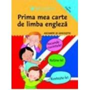 Prima mea carte de limba engleza. Ascunde si ghiceste