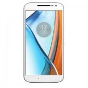 "Motorola Smartphone Motorola Moto G4 Dual Sim 5.5"" 16Gb Ram 2Gb 4G LTE Bianco"
