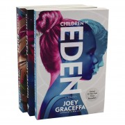 Simon & Schuster Children Of Eden Trilogy 3 Books - Adult - Collection Paperback Set By Joey Graceffa