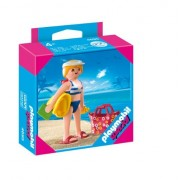Playmobil 4695 Tourist Special: on Beach