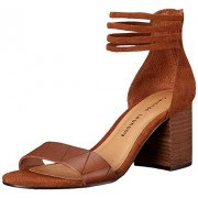 Chinese Laundry Women's Rylan Dress Sandal, Cinnamon Suede, 6.5 M US