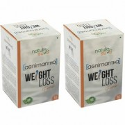 Nature Sure Agnimantha Weight Loss Formula for Men and Women 2 Packs (2x60 Capsules)