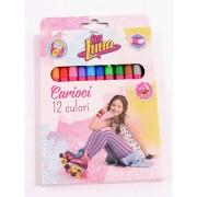 Carioci, 12 culori/set, Soy Luna