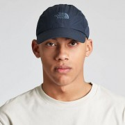 The North Face logo gore hat Urban Navy/Shady Blue