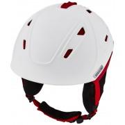 UVEX p2us skihelm rood/wit 2016 Ski & Snowboard helmen