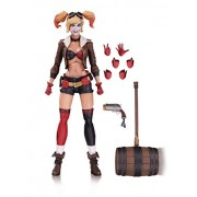 DC Collectibles Bombshells Harley Quinn Action Figure