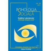 Psihologia sociala nr. 28 2011 - Buletinul laboratorului