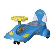 NHR Kids Free Wheel Magic swing concept car Ride-on(Blue)